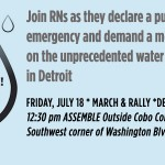 RNs to Declare Public Health Emergency